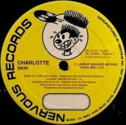 Bild 1: Charlotte, Skin (KLM Ext. Mix)