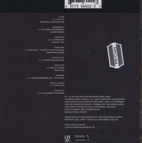 Bild 2: Sven Väth, Retrospective 1990-97