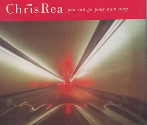 Bild 1: Chris Rea, You can go your own way (1994)