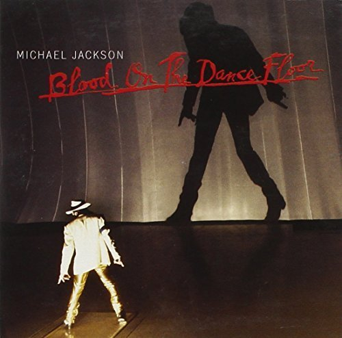 Фото 1: Michael Jackson, Blood on the dancefloor (1997; 3 tracks, cardsleeve)