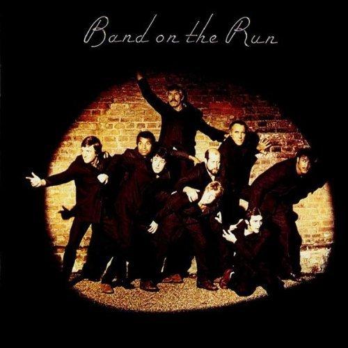 Bild 1: Paul McCartney, Band on the run (1973/93; 11 tracks, & Wings)