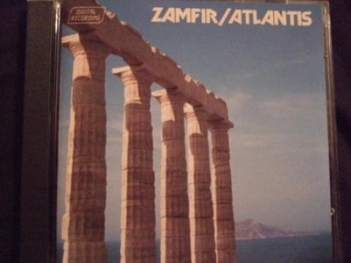 Bild 1: Gheorghe Zamfir, Atlantis (1984)