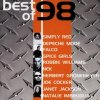 Best of '98, Depeche Mode, Robbie Williams, Spice Girls, Simply Red, Nek..