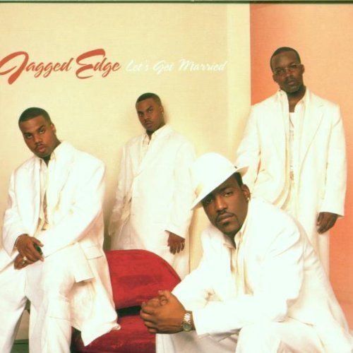 Bild 1: Jagged Edge, Let's get married (2000; 2 tracks)
