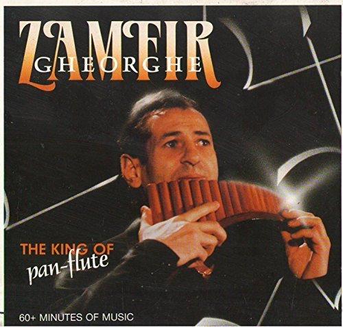 Bild 1: Gheorghe Zamfir, King of pan-flute