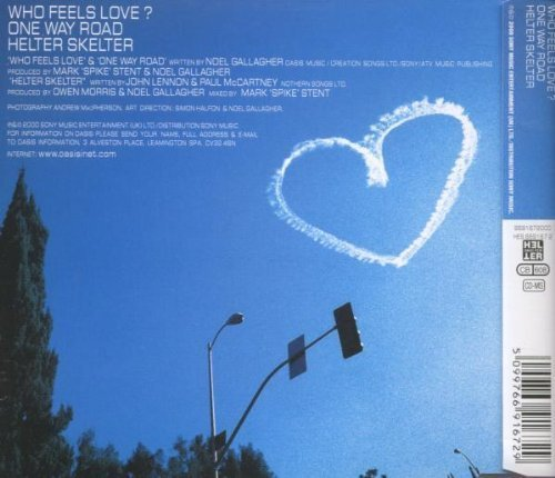 Bild 3: Oasis, Who feels love?