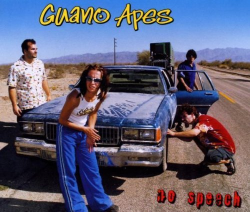 Bild 1: Guano Apes, No speech (2000)