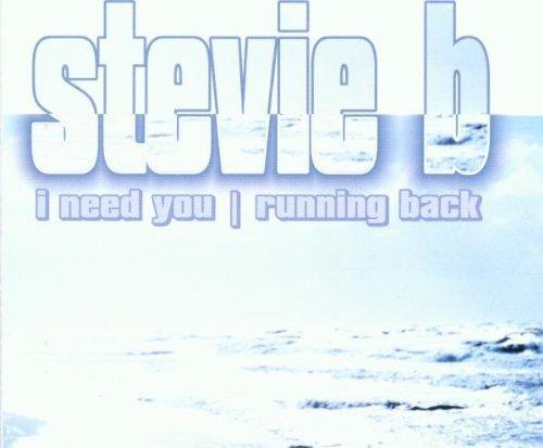 Image 1: Stevie B., I need you/Running back