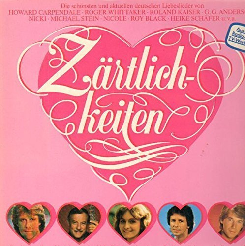 Bild 1: Zärtlichkeiten (1985), Howard Carpendale, Nicki, Michael Schanze, Heike Schäfer, Nicole, Wind..