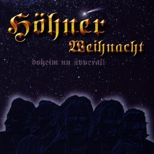 Bild 1: Höhner, Weihnacht doheim un üvverall (1996)