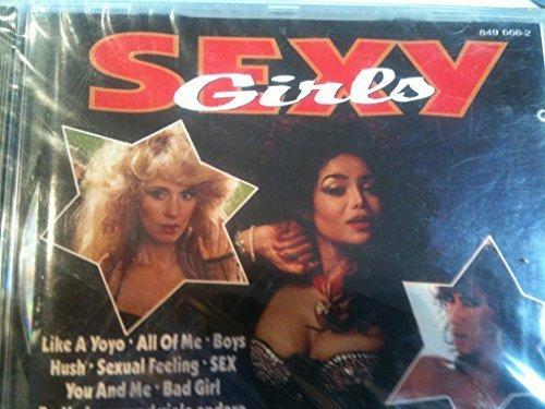 Bild 1: Sabrina, Sexy girls (split compilation, feat. Nina Martinique, La Toya Jackson)