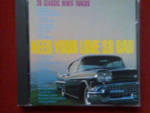 Bild 1: Need your Love so bad, Fleetwood Mac, Robert Cray Band, J.J. Cale, Canned Heat, Stretch..
