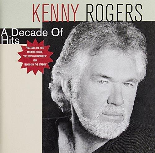 Bild 1: Kenny Rogers, A decade of hits (1997)