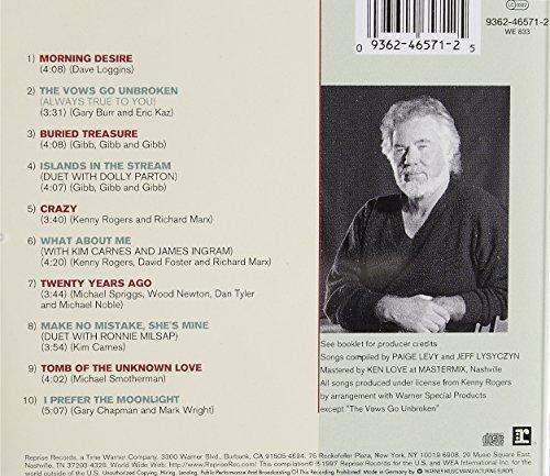 Bild 2: Kenny Rogers, A decade of hits (1997)