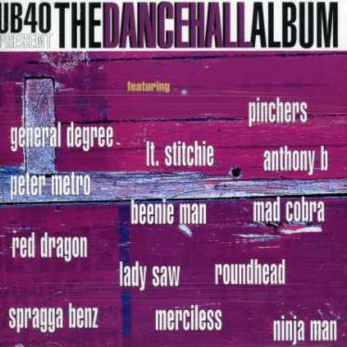Bild 1: UB 40, Dancehall album (1998, feat. Lt. Stitchie, Ninja Man..)