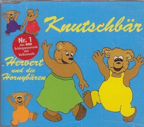 Bild 1: Herbert & Hornybären, Knutschbär