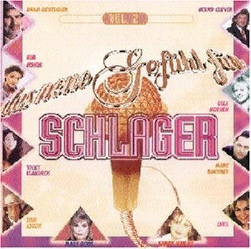 Bild 1: Das neue Gefühl für Schlager 2 (1997), Vicky Leandros, Patrick Lindner, Cindy/Bert, Drafi Deutscher, Angelika Milster, Mary Roos..