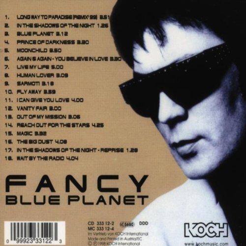 Bild 2: Fancy, Blue planet (1998)