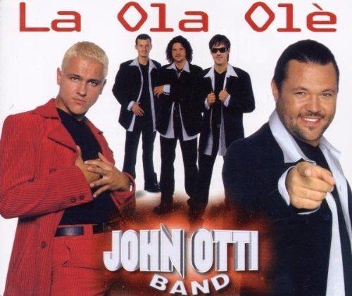 Bild 1: John Otti Band, La ola olè (1998)