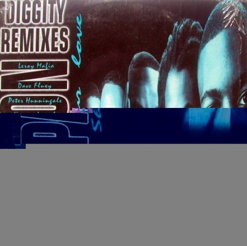 Bild 1: Passion, Share your love-Diggity Remixes (1996, UK, cardsleeve)