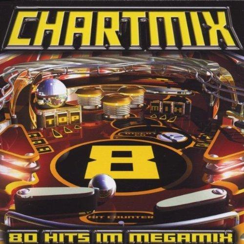Bild 1: Chart Mix 8 (2000), Gigi d'Agostino, Peach, ATB, Darude, Paffendorf, Sasha, Schiller...