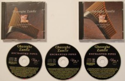 Bild 1: Gheorghe Zamfir, Enchanted Pipes Vol. 3