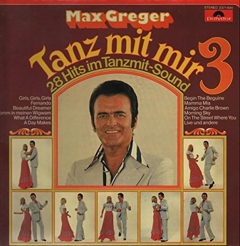 Bild 1: Max Greger, Tanz mit mir 4