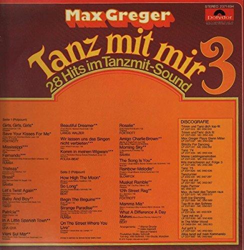 Bild 2: Max Greger, Tanz mit mir 4