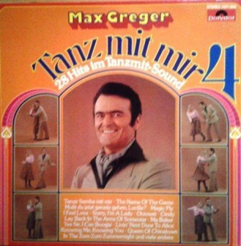 Bild 3: Max Greger, Tanz mit mir 4