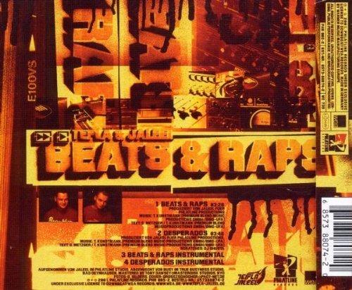 Bild 2: Tefla & Jaleel, Beats & raps
