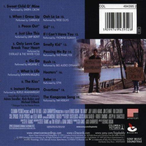 Фото 2: Big Daddy (1999), Sheryl Crow, Shawn Mullins, Garbage, Everlast..