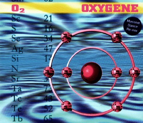 Bild 1: O2, Oxygene