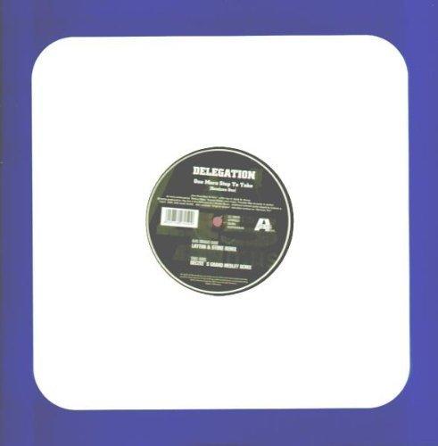 Bild 1: Delegation, One more step to take-Remixes 1 (Layton & Stone, 2001)