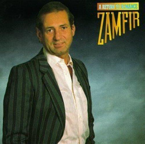 Bild 1: Gheorghe Zamfir, Beutiful dreams (1988)