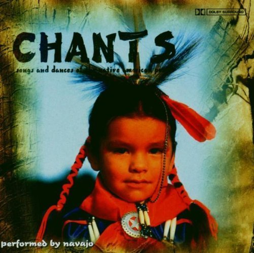 Bild 1: Navajo, Chants-songs and dances of the native American people