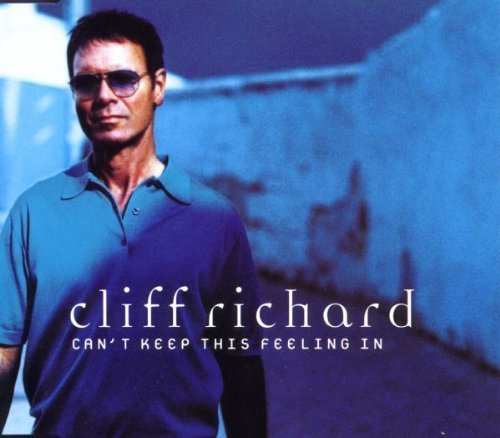 Bild 1: Cliff Richard, Can't keep this feeling in (1998, #8863342)