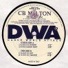C.B. Milton, Hold on (white label)