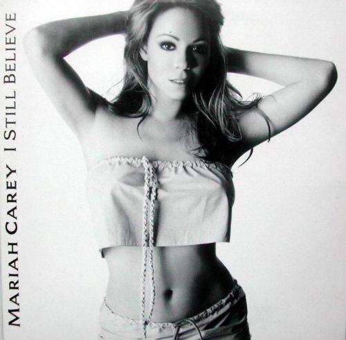 Bild 1: Mariah Carey, I still believe (2 tracks)
