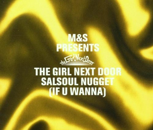 Bild 1: M&S pres. The Girl Next Door, Salsoul nugget (if u wanna; 2001)