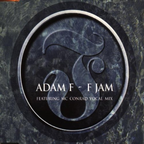 Bild 1: Adam F, F jam (feat. Mc Conrad Vocal Mix)