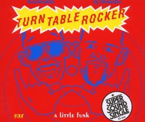 Bild 1: Turntable Rocker, A little funk (2000)