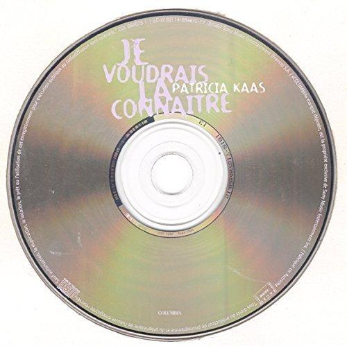 Bild 2: Patricia Kaas, Je voudrais la connaitre (1997; 2 tracks, cardsleeve)