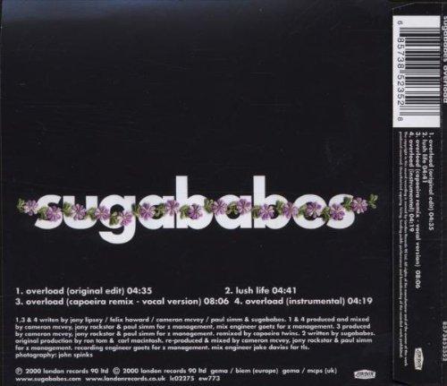 Bild 3: Sugababes, Overload (2000)