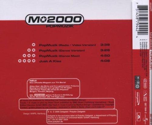 Фото 2: M 2000, Pop muzik