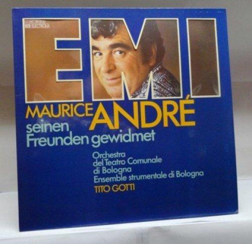 Фото 1: Maurice André, Seinen Freunden gewidmet