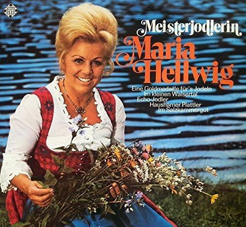 Bild 1: Maria Hellwig, Meisterjodlerin