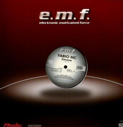 Bild 2: Fabio MC, Extreme (Spooky/Contamination/Ipnotik Taste Mixes, 2000)