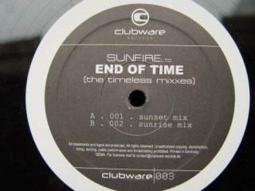 Bild 1: Sunfire Ltd., End of time-Timeless Mixxes (2001)