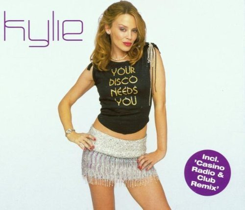 Bild 1: Kylie Minogue, Your disco needs you (2001, #8790252)