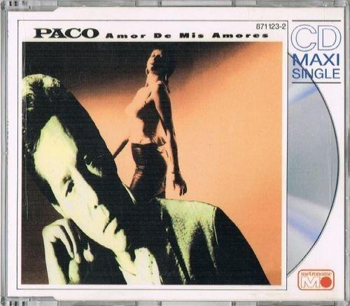 Bild 1: Paco, Amor de mis amores (1988, cardsleeve)